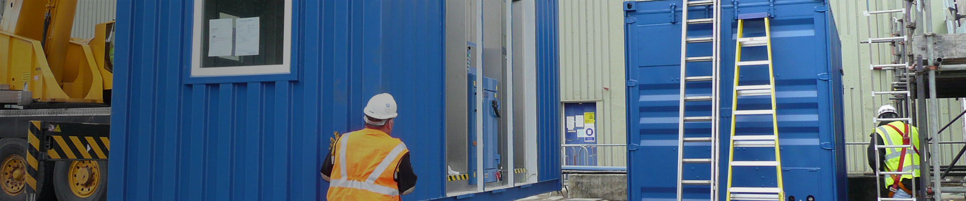 Modular and Containerised Systems