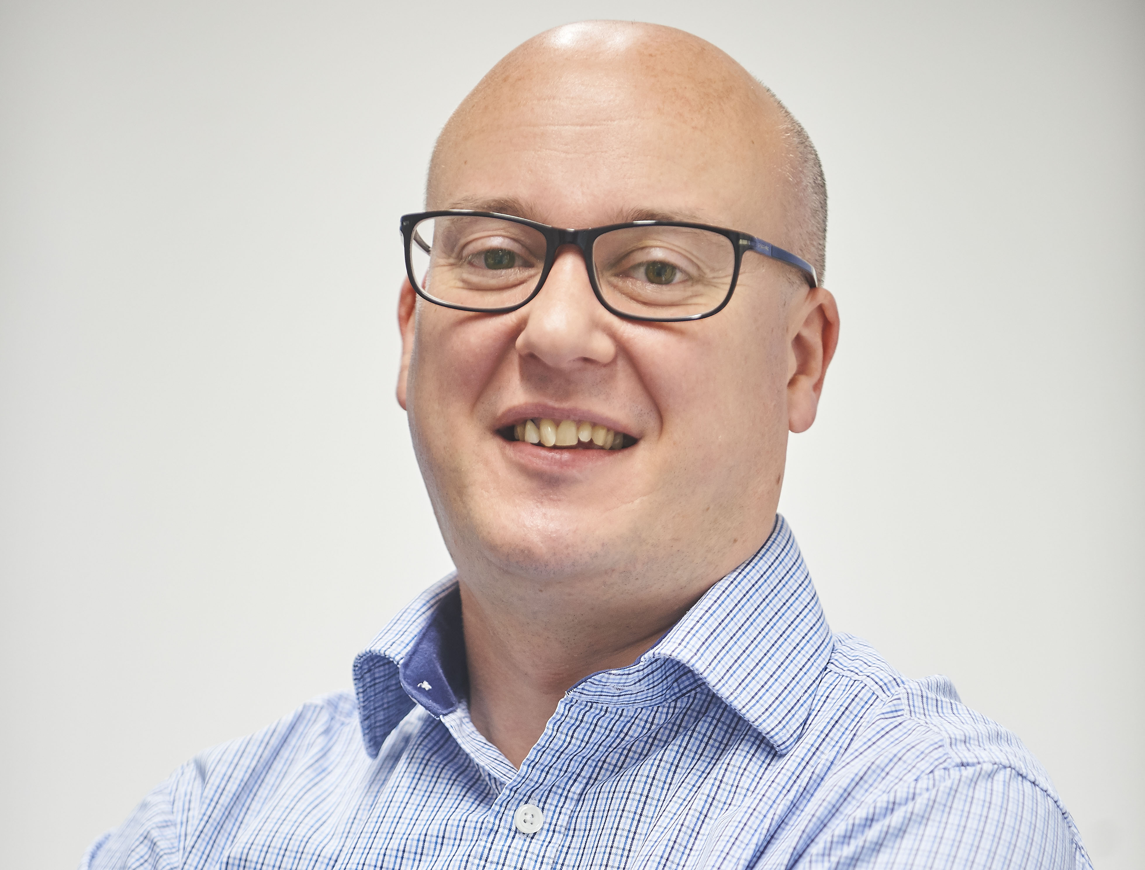 Stuart Yellowlees Managing director