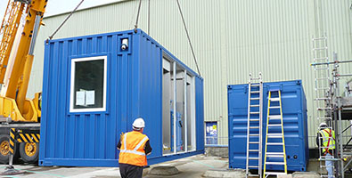 Modular/Containerised Systems